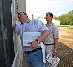 Home Inspection Fee Generally Required with Resale Homes